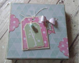 "Mini ""Sweet Bow"" size 15 x 15 cm"