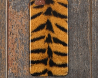 Tiger Skin Phone Case - PC052 | Personalised Gift | Unique Gift | Phone Case | iPhone | Samsung