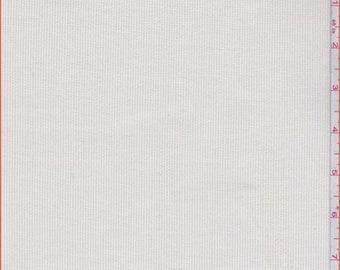 Cream Stretch Corduroy, Fabric By The Yard
