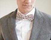 Cravates à la main pour les hommes. cadeaux pour homme. noeud papillon