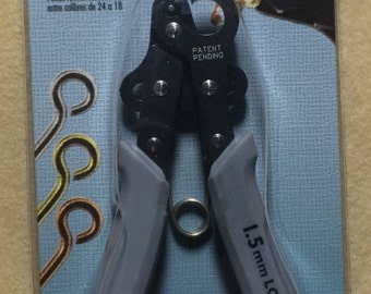 1 Step Looper, 1.5mm Loops, For 24 to 18 Gauge Wire