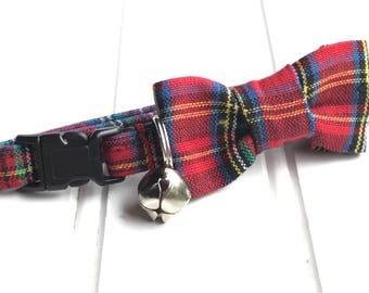CAT COLLAR, You Choose FABRIC, Kitty Collar,  Collar for Boy, Cat Collar for Girl,  Cat Collars