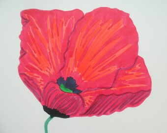Poppy ORIGINAL INKS