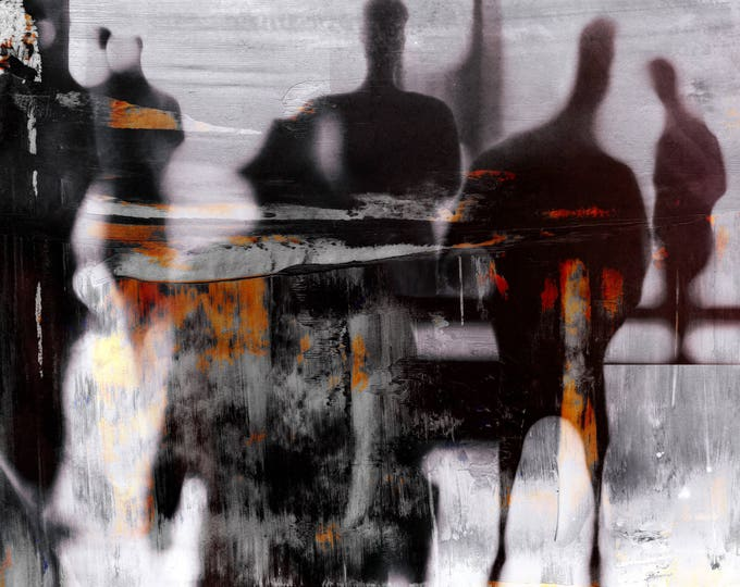 BURMA BLUR LXXXVII by Sven Pfrommer - Artwork is ready to hang