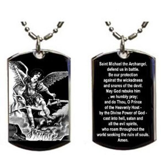 Christian jesus christ angel prayer st michael archangel aloadofball Gallery