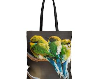 Triplets Tote Bag