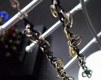 Steampunk Gears & Chains