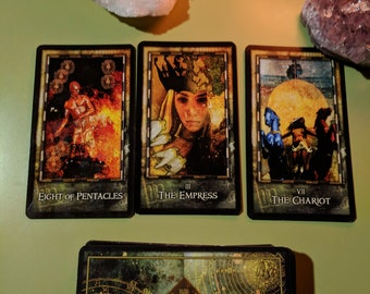 Past, Present, Future Tarot Reading: IN 24 HOURS!