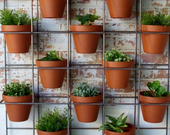Vertical Garden, Plant Pot Holder