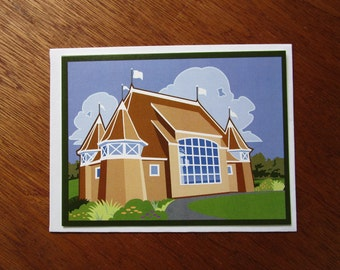 Lake Harriet Bandshell Note Cards