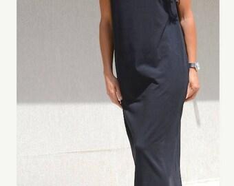loose long dress, long dress, loose dress, evening dress, oversize dress, black dress, maxi dress, tunic dress, loose long black dress