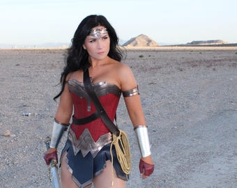 NEW Wonder Superhero Woman Costume