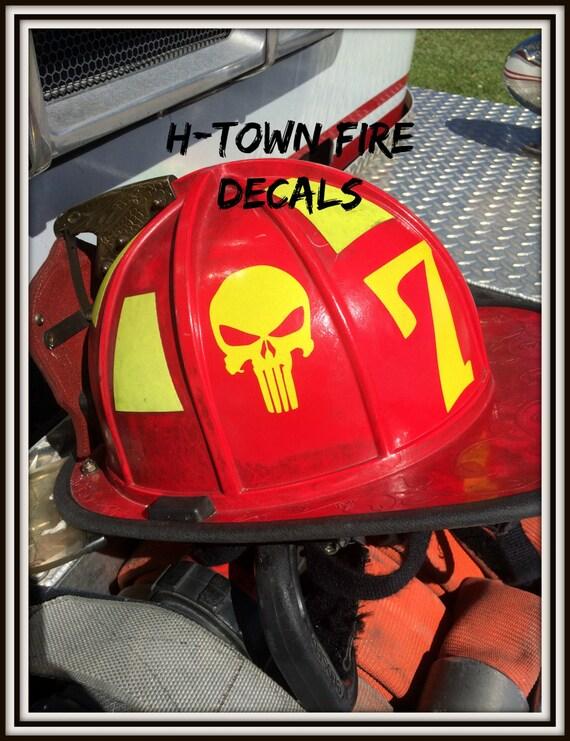 Fire & Flames Helmet Tetrahedrons