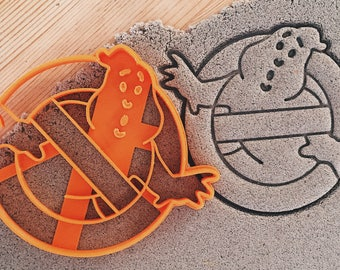 Ghostbusters Ghost Cookie cutter