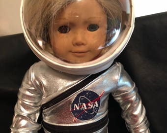 Astronauts space suit fits american girl dolls