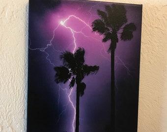 Capture the Lightning