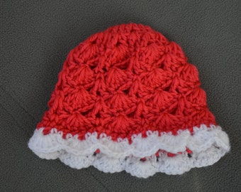 Baby Crochet Hat, Baby Knit Hat, Knit Hat, Baby Hat, Newborn Hat