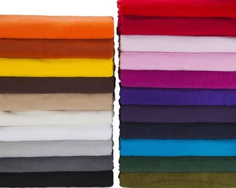 0.5 Metre Polar Fleece Fabric, Anti Pill Finish, Medium 320 Grams Weight, Quality Fabric & Material, Sewing and Crafts, Neotrims Textiles