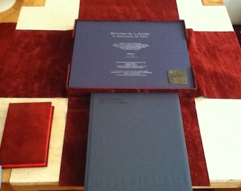 Single edition and limited to 2998 copies, Fascimil edition of 80 prints of Francisco de Goya, the disasters of the war.