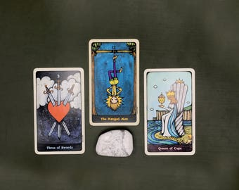 Three-card Spiritual Reading