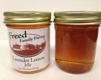 Lavender Lemon Jelly