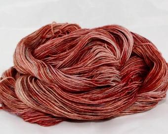 Wine Barrel Merino/Nylon Sock