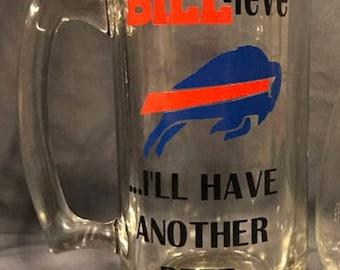 Buffalo Bills Beer Mug