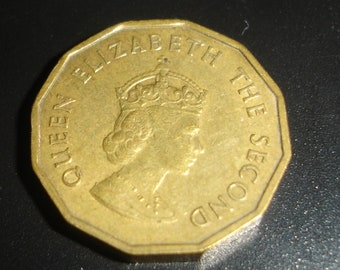 Jersey Coin Quarter Shilling Elizabeth II Untouched Condition Date 1964