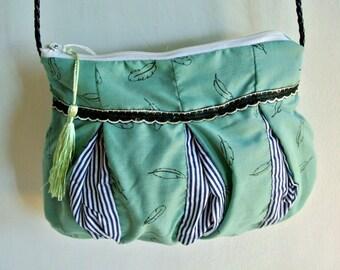 scallop purse