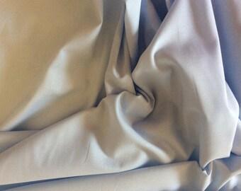 Plain cotton fabric, light baby blue no7