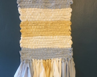 Recycled Cotton Weaving