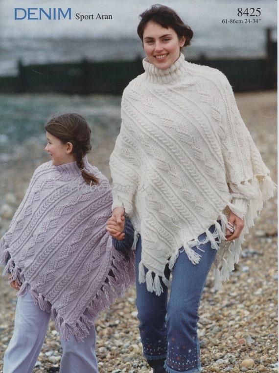 Hermosa Aran Ladies Knitting Patterns Molde Ideas De Patrones De