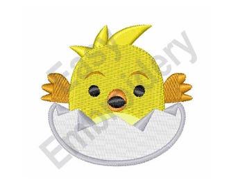 Hatching Chick - Machine Embroidery Design