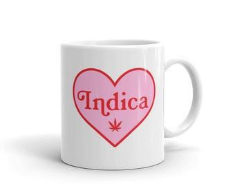 I Love Indica Mug