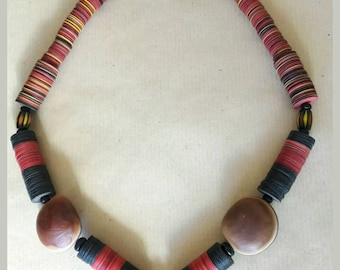 Necklace from Nigerian 01