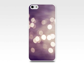 bokeh iphone case 6 iphone 5s iphone 4s case abstract iphone case plum iphone 4 iphone 5 case fairy light iphone case photography plum pink
