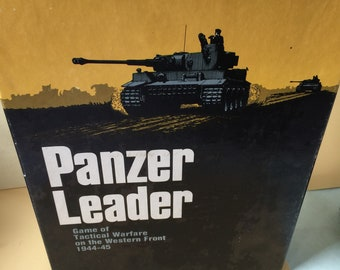 1974 Panzer Leader, Complete never been played.