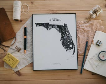 The Rivers of Florida | Fine Art Print