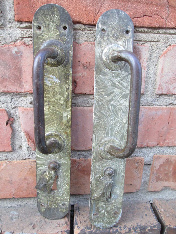 antique door hardware. Sold By AuntsVintage Antique Door Hardware E