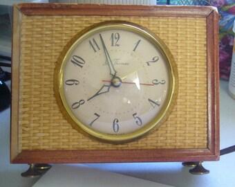 Vintage Seth Thomas Electric Clock