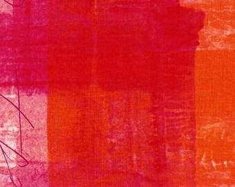 Nani Iro Kokka Japanese Fabric Ripple linen - A - 50cm