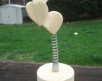 Floating Heart Statue