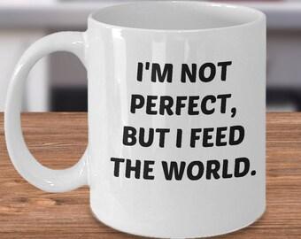 Agriculture Mug, Farm Funny Cup, Best Farmer Gift, Best Farmer Mug, Cool Farm Gift, Rancher Coffee Mug, Gift for Rancher, Farmers Mug