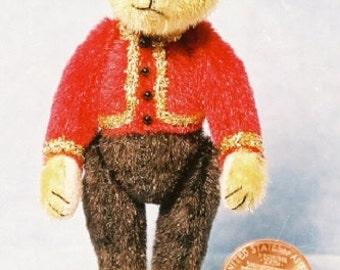 Groom ours Miniature ours en peluche Kit - motif - par Emily agriculteur