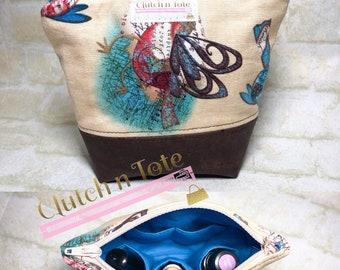 5 Pocket Essential Oil Bag