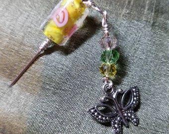 Hat Pin- Butterfly