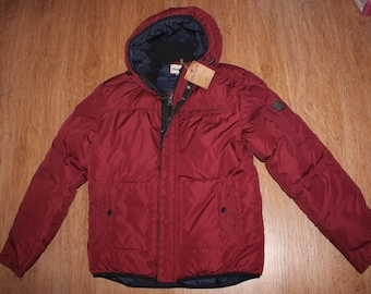 Wrangler 1947 Winter jacket coat XL colour    RED WINE   (    New with tags )