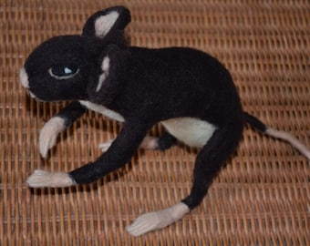 Needle Felted Mouse :o)