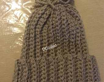 Soft Winter Hat