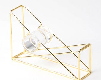 U Brands Gold Wire, Metal, Office Desk Accessories